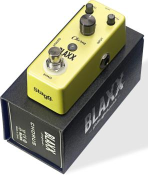 Chorus effect pedal for electric guitar (ST-BX-CHORUS)