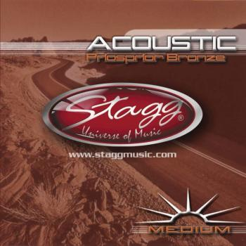 Phosphor-bronze set of strings for Acoustic guitar (ST-AC-1356-PH)