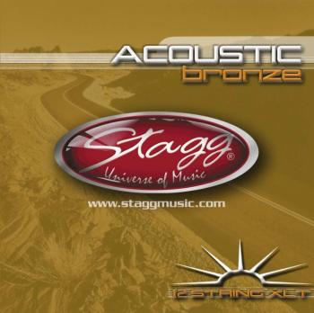 Bronze set of strings for 12-string acoustic guitar (ST-AC-12ST-BR)